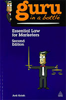 Essential Law for Marketers – 2nd Edition