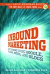 Book of the month - Inbound Marketing – Get found using Google, social media and blogs