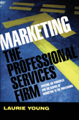 Marketing the Proffesional Service Firm